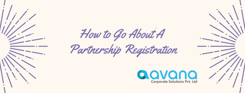 How to Go About A Partnership Registration